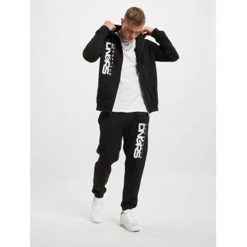 Dangerous DNGRS Anzug Sweat Suit schwarz