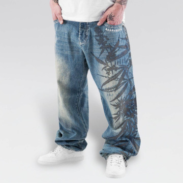 Dangerous DNGRS Baggy Hemp blue