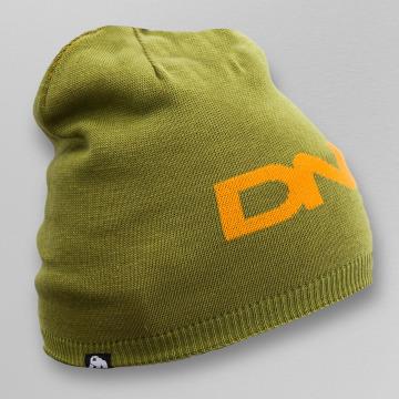 Dangerous DNGRS Beanie Logo grün