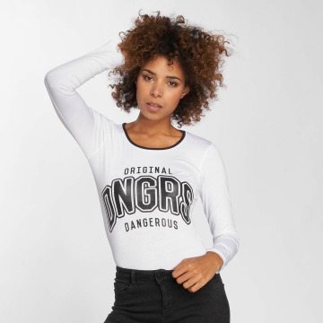 Dangerous DNGRS Bodystocking OriginalID hvid