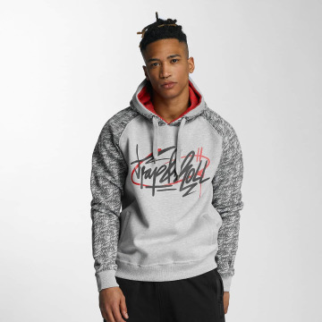 Dangerous DNGRS Hoodie Trapper gray