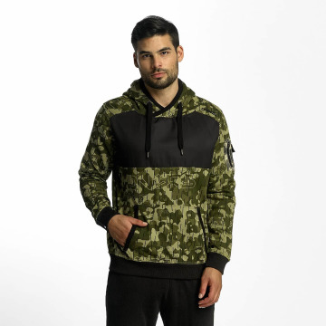 Dangerous DNGRS Hoody DD camouflage