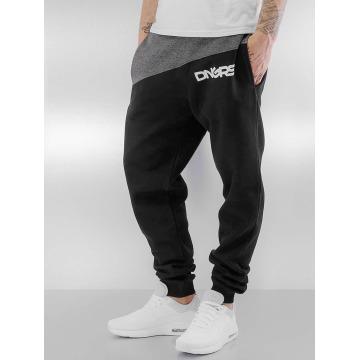 Dangerous DNGRS Jogging kalhoty Hardcore čern