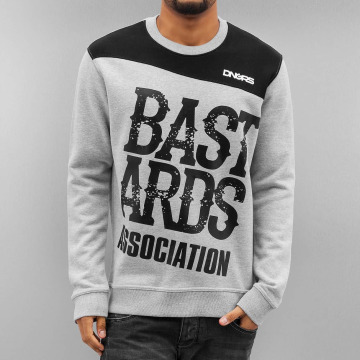 Dangerous DNGRS Jumper Bastards grey