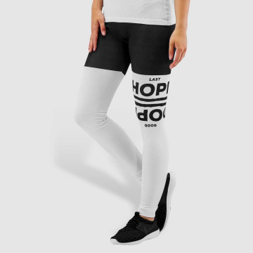 Dangerous DNGRS Legging Hope Dope blanc