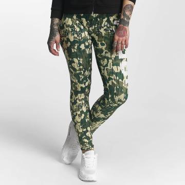 Dangerous DNGRS Legging Smear camouflage