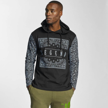 Dangerous DNGRS Longsleeve Legend Hooded black