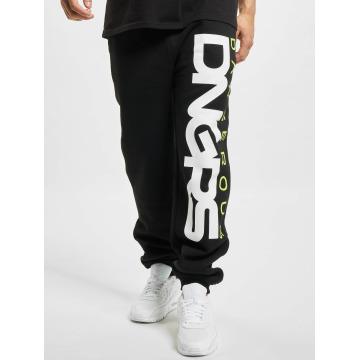Dangerous DNGRS Pantalone ginnico Classic nero