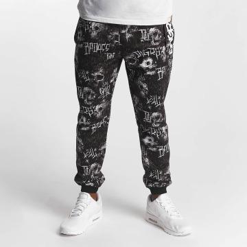 Dangerous DNGRS Pantalone ginnico Bulet nero