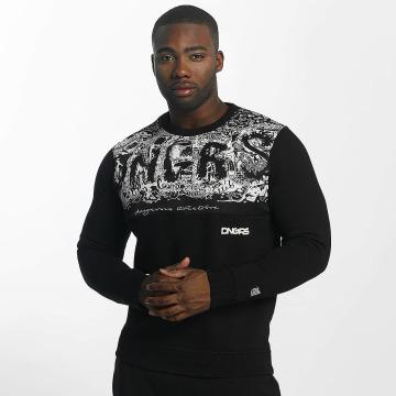 Dangerous DNGRS Pullover Bullshit black