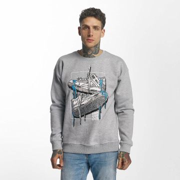 Dangerous DNGRS Pullover Used gray