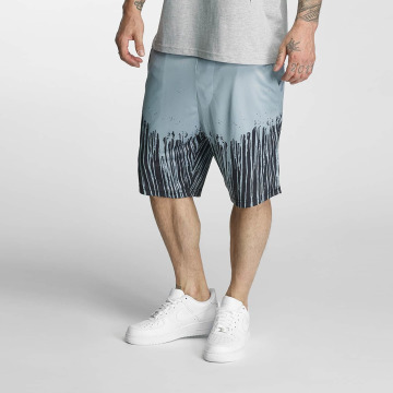 Dangerous DNGRS shorts Rainy blauw