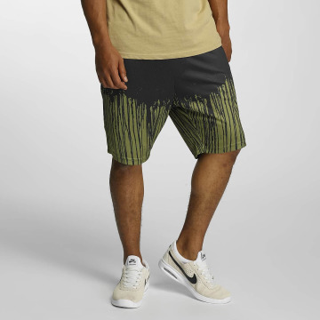 Dangerous DNGRS Shorts Rainy olive