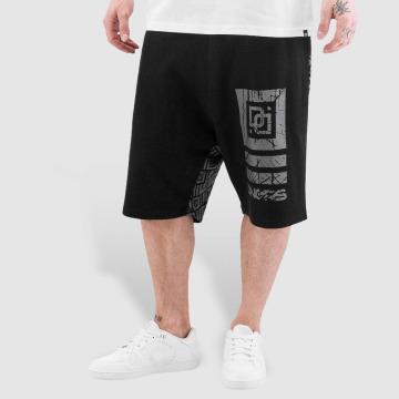 Dangerous DNGRS Shorts Big Logo schwarz
