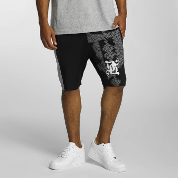 Dangerous DNGRS Shorts Ornaments schwarz
