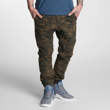 Dangerous DNGRS Slim Fit Jeans Noray kamuflasje