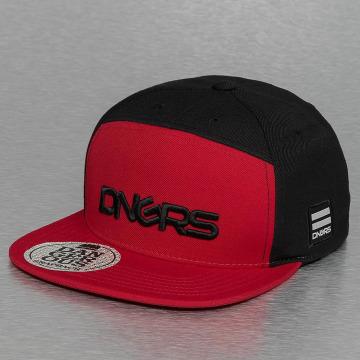 Dangerous DNGRS Snapback Logo èierna
