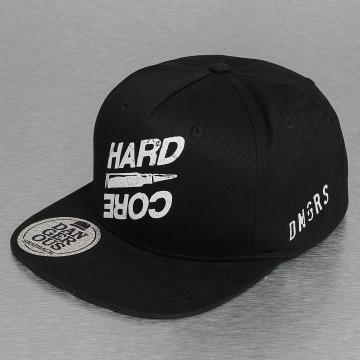 Dangerous DNGRS Snapback Cap Hard Core black