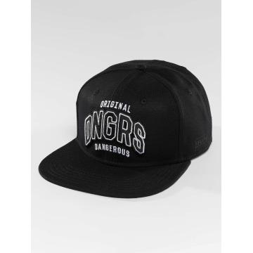 Dangerous DNGRS Snapback Cap Original ID black