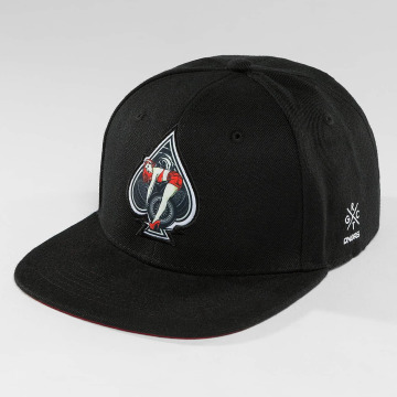 Dangerous DNGRS Snapback Cap Race City Pikwire black