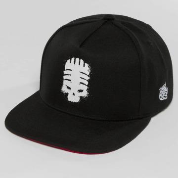 Dangerous DNGRS Snapback Cap Royal black