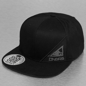 Dangerous DNGRS Snapback Cap Logo nero