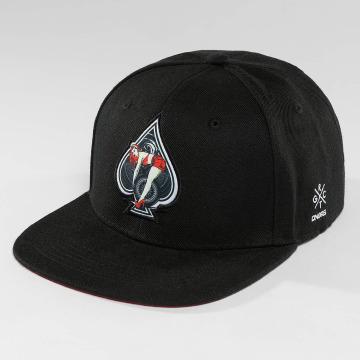 Dangerous DNGRS Snapback Caps Race City Pikwire čern