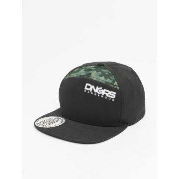 Dangerous DNGRS Snapback Caps Gang camouflage
