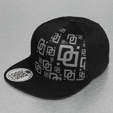 Dangerous DNGRS Snapback Caps Double D svart