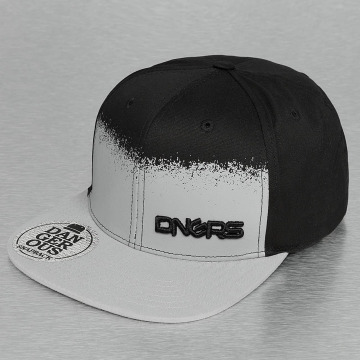 Dangerous DNGRS Snapback Caps Two Tone szary