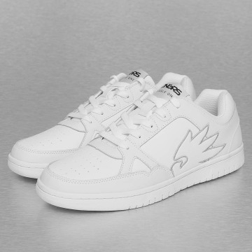 Dangerous DNGRS Sneaker Logo bianco
