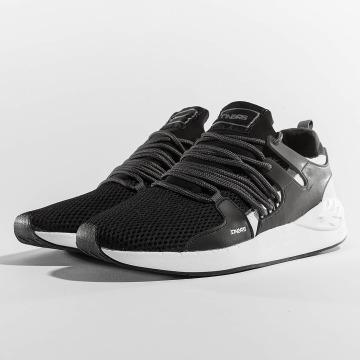 Dangerous DNGRS Sneaker Bas2 schwarz
