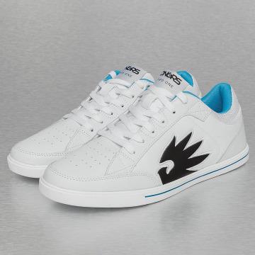 Dangerous DNGRS Sneakers Logo II hvid