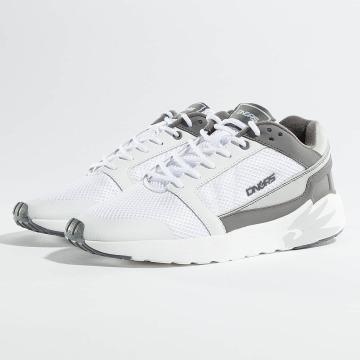 Dangerous DNGRS Sneakers Streetlife hvid