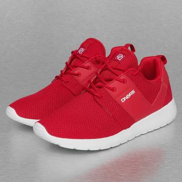 Dangerous DNGRS Sneakers Mesh red