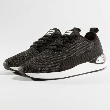 Dangerous DNGRS Sneakers Mesh 2 svart