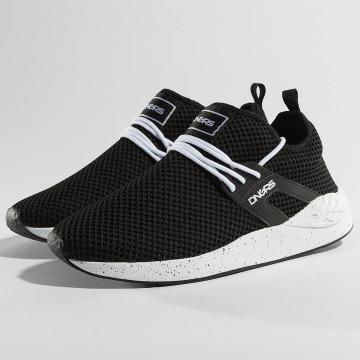 Dangerous DNGRS Sneakers Mesh svart
