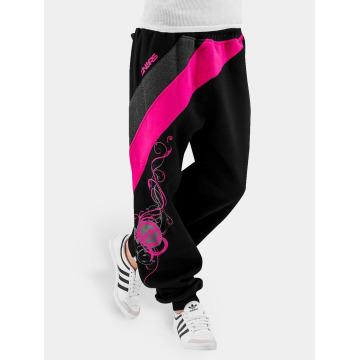 Dangerous DNGRS Spodnie do joggingu Skull czarny