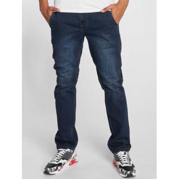 Dangerous DNGRS Straight fit jeans Buddy blauw