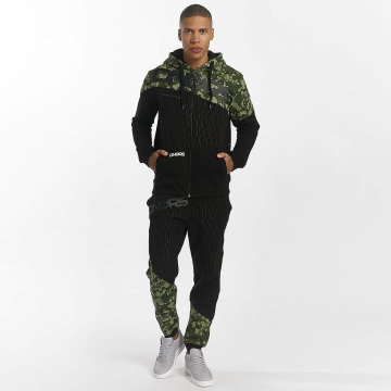 Dangerous DNGRS Suits Tritop camouflage
