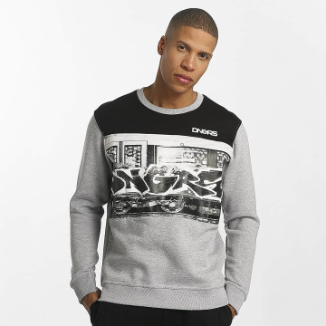 Dangerous DNGRS Sweat & Pull Subwayfame gris
