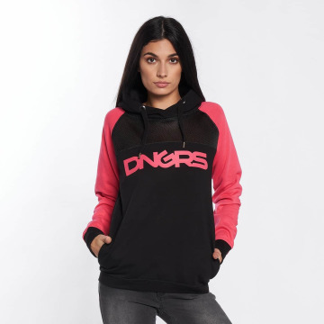 Dangerous DNGRS Sweat capuche Jelly magenta