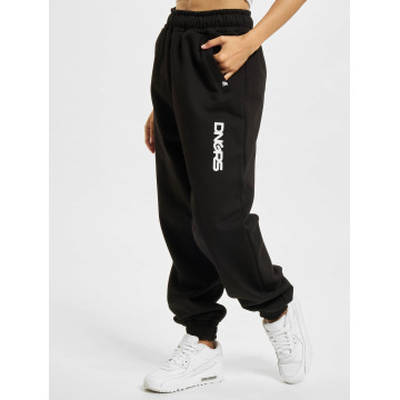 Dangerous DNGRS Sweat Pant Soft Dream Leila Ladys Logo black