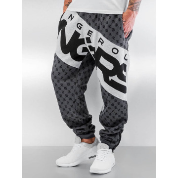 Dangerous DNGRS Sweat Pant Toco grey