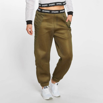Dangerous DNGRS Sweat Pant Vista olive