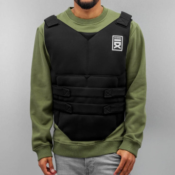 Dangerous DNGRS Swetry Shooting Vest oliwkowy