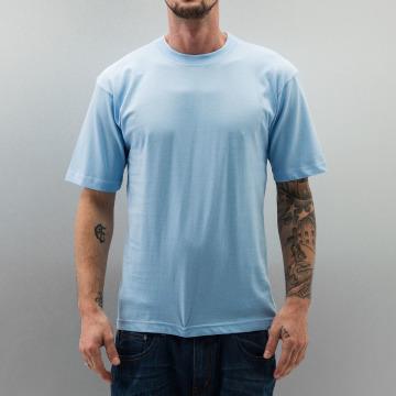 Dangerous DNGRS T-Shirt New York Style Long Tee Sky blau