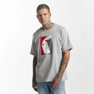 Dangerous DNGRS T-Shirt  Allcolours T-Shirt Grey ...