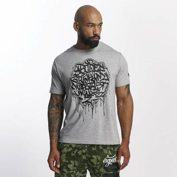 Dangerous DNGRS T-Shirt Alpha DMARK grey