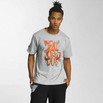 Dangerous DNGRS T-Shirt Moik Style gris